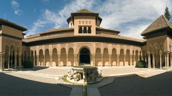Beauty, Brutality & Motherhood – The Alhambra