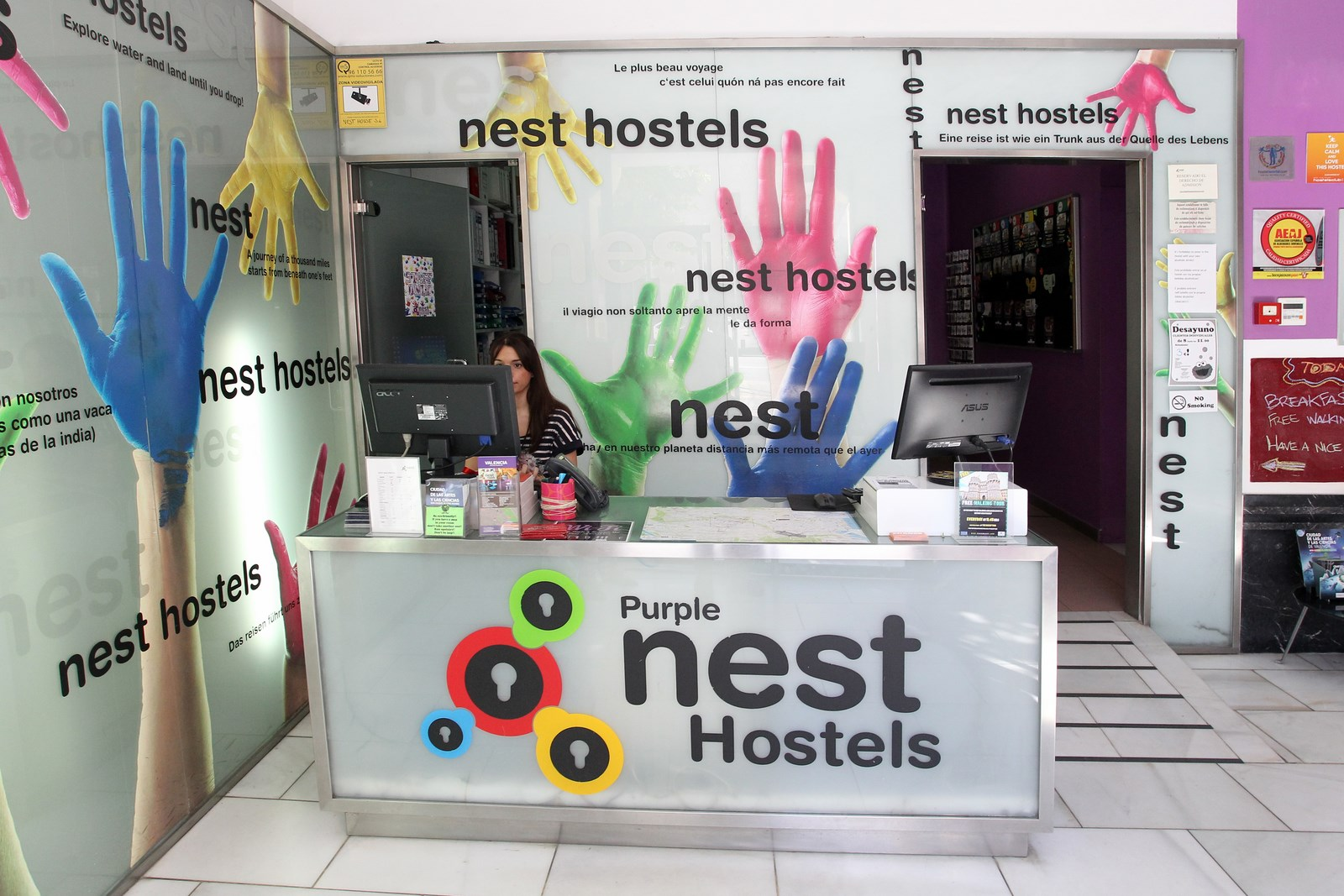 Purple Nest Valencia